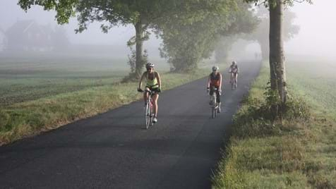 Women V Cancer - London to Paris Bike Ride