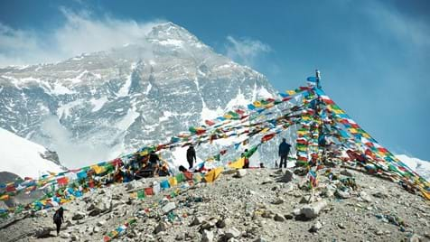 Everest Base Camp Trek 2022