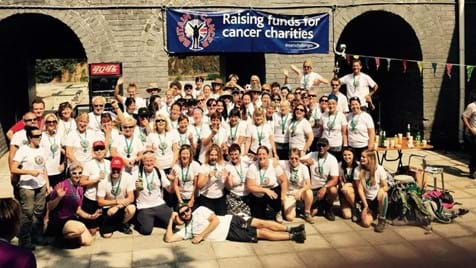 Britain V Cancer - Trek Cambodia