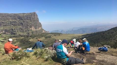Hike for Hope Ethiopia – Trek the Simien Mountains