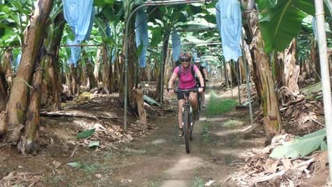 Big Heart Bike Ride - Costa Rica