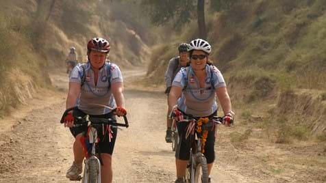 Women V Cancer - Cycle India