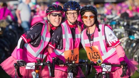 Women V Cancer - Ride the Night
