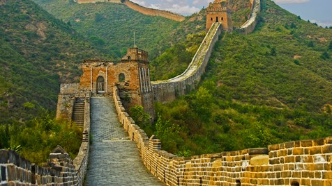 The Great Wall of China Cycle 2021