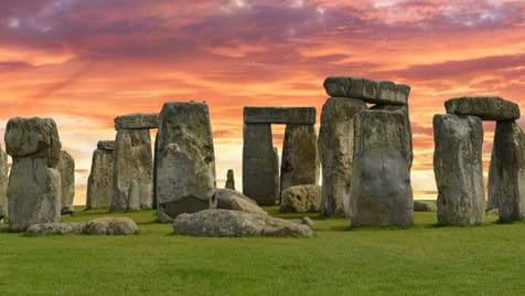 The Glastonbury to Stonehenge Pilgrimage