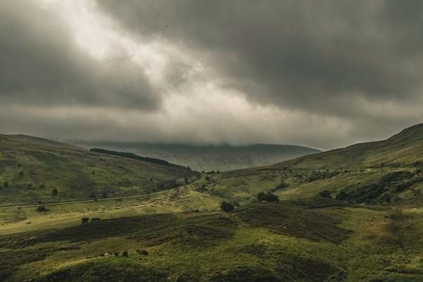 Brecon Beacons Scenery