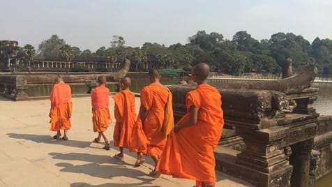 Walk With Me in Cambodia 2021
