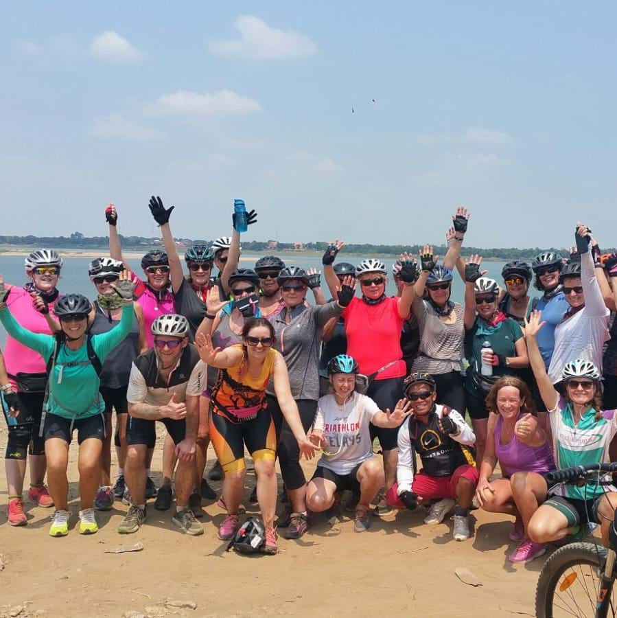 Cycle Vietnam to Cambodia for charity bucket list cycle 2019
